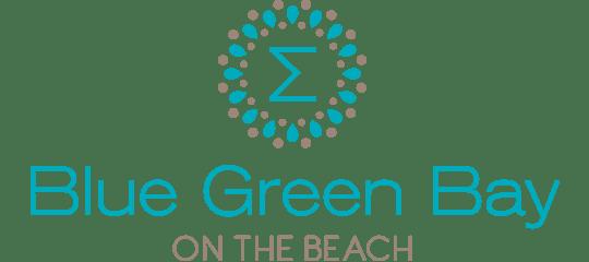 'hotels in skopelos island Greece, Blue-Green-Bay-logo'