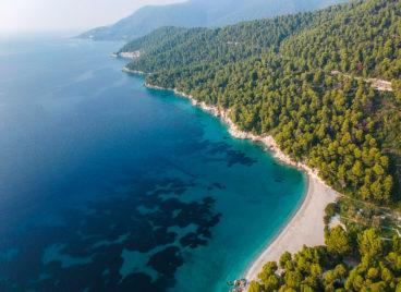 Best Beaches in Skopelos, the nicest beaches in Skopelos