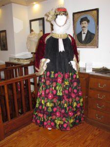 Skopelos traditional costumes