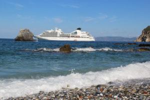 The tour of the Greek Islands