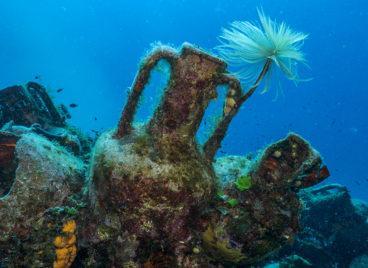 Underwater Archeological Museum in the Northern Sporades