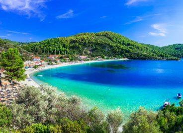 Cycling in Skopelos, Blue Green Bay Hotel In Skopelos