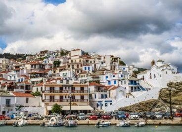 Οικισμοί Και Χωριά Στη Σκόπελο