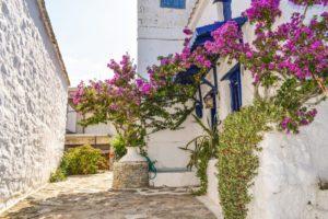 Villages of Skopelos Island