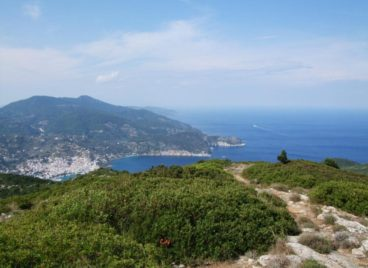 Hiking and Trails of Skopelos
