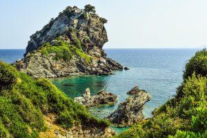 Skopelos - Saint John at Kastri | skopeloshotel.eu